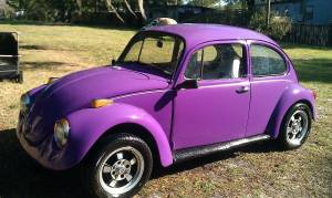 Classic VW Bug for sale in tampa