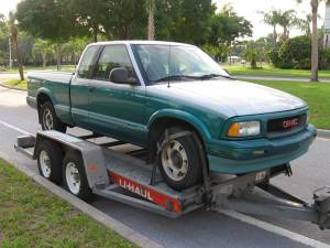 Chevy S10 Electric Truck Conversion